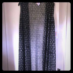 NWT LuLaRoe Joy Vest. - size L